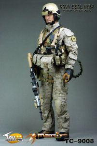 Toys City Navy Seal MK14 MOD1 Rifleman Action Figure