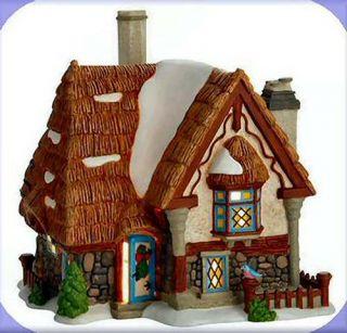 Bluebird Cottage New Department Dept 56 Dickens Village DV