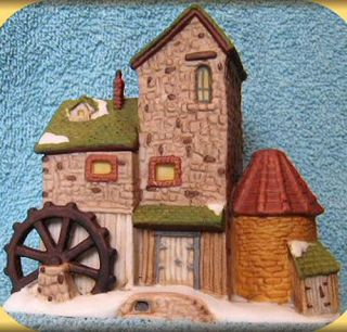 Dickens Village Mill Department Dept 56 Ornament