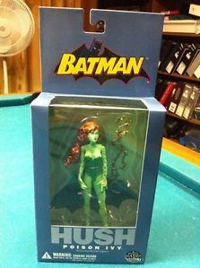 DC Direct Batman Hush Series 1 Poison Ivy Action Figure New in Package