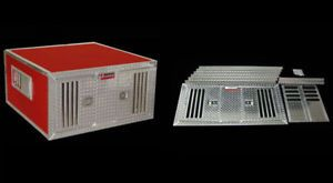 Owens DIY Dog Box Kit 55046 Dog Crate Kennel Truck Box Coon Hunting