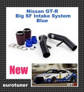 Cobb Tuning 2009 2014 Nissan GT R R35 Big SF Intake System Blue