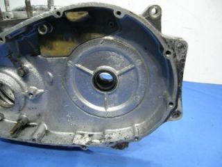 Triumph T120 T140 Engine Cases Restamped D428