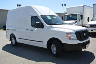 12 Nissan Refrigerated Cargo Van High Roof Top Reefer Sprinter GMC Ford Transit