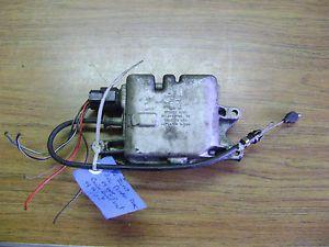 Ford Cruise Control Actuator Unit Engine Air Shut Off F5DE9J559CB 9J559 B85