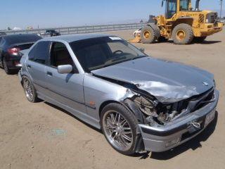 BMW 318i 4DR E36 Interior Door Panel Assembly L R V11121