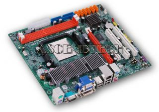 ECS A880GM M7 AM3 AMD 880G Radeon HD4250 DDR3 SATA DVI VGA Phenom II Motherboard 0881038030111