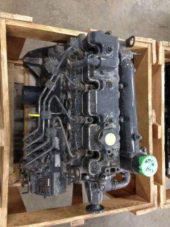 N844T Shibaura Engine Block LX665 LS170 New Holland Skid Steer
