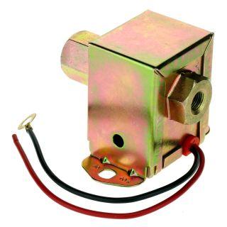 12V Heavy Duty Electric Fuel Pump Universal Metal Solid Diesel or Petrol 4 6PSI