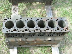 96 Dodge RAM Cummins Turbo Diesel Engine Block 12V 5 9L 6BT