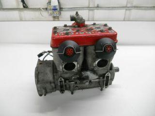 Skidoo Grand Touring Formula Z MXZ Summit 583 Engine Motor 150 PSI