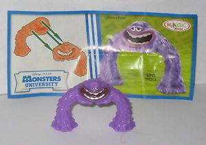 Kinder Surprise Egg Monsters University Art Toy with Paper TR254