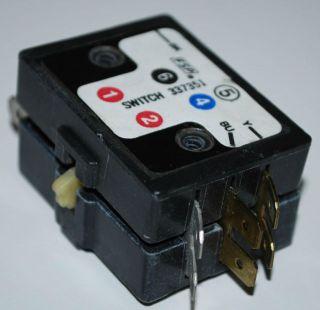 Kenmore Whirlpool Dryer Motor Switch 337351 3388235 K35 099 336351