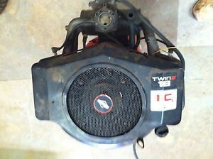 Briggs and Stratton Twin II 18HP I C Vertical Shaft Engine 422707