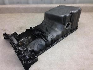 Mercedes W201 190D 190 D OM601 2 2 Liter 4CYL Diesel Engine Oil Pan '84 '86