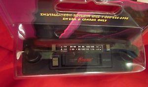 Vintage Audiovox Rampage AV3000CS Car Stereo Radio Cassette 1999 Shaft Style