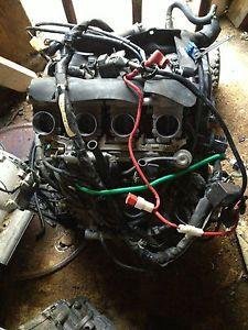 02 03 Yamaha R1 Motor Engine YZFR1 1000 YZF Block TMU YZF1000 2002 2003 Complete