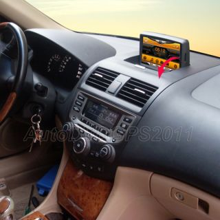 Autoradio DVD GPS Navigation Fit for 2003 2004 2005 2006 2007 Honda Accord