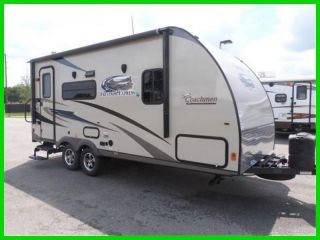 2014 Coachmen Freedom Express 192RBS New Travel Trailer RV With Front Queen Bed
