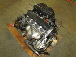 2001 2005 Honda Civic 1 7L D17A vtec Engine Motor Auto Transmission JDM D17A2