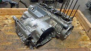 1972 Honda CB750K2 Four HM621 Engine Motor Cases