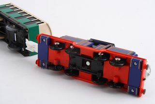 Tomy Trackmaster Thomas Friend Motorised Train w 2 Trucks T 30 Mighty Mac