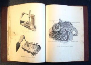 Meadows 630 Series 6 Cyl Diesel Engine Workshop Manual