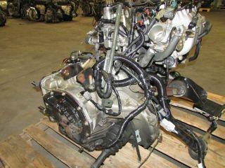 01 03 JDM Mazda FS9 FS ZE DOHC 2 0L Protege 5 Engine Auto Transmission