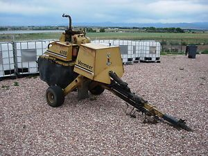 Vermeer 630B Stump Grinder Wisconsin Gas Engine Runs Project
