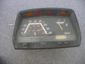Gauges Instruments Speedometer Riva Yamaha XC200 XC180 Scooter 1987