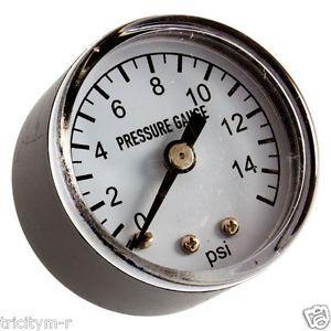 Heater Air Pressure Gauge 3740 0049 00 Dyna Glo Dura Heat Thermoheat Heaters