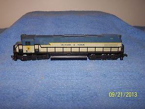 AHM HO Scale Delaware Hudson D H Alco Century 628 Dummy Locomotive Engine