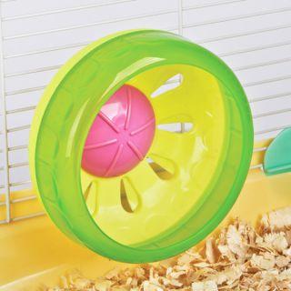 Combo Alice Adventureland Hamster Cage Fun Platform s Double Deck Mineral Stone