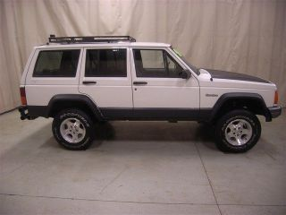 1996 Jeep Cherokee Country Lifted