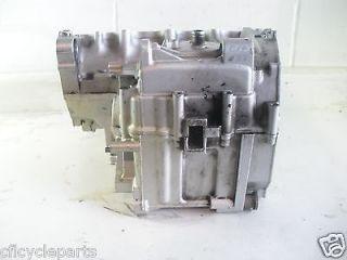 05 06 Kawasaki Ninja 636 Engine Motor Crank Cases Block Crankcase