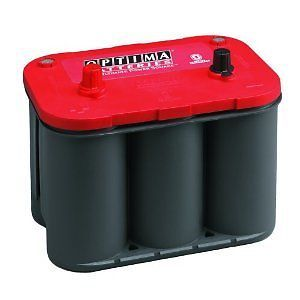 Optima Redtop Dry Cell Car Battery Car Audio 4x4 800CCA