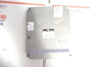 Warranty 1997 97 Mazda 626 MX 6 Engine Control Computer Brain ECM ECU EBX PCM