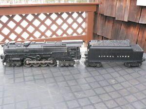 Post War Lionel 671 Steam Turbine O Gauge Locomotive Engine