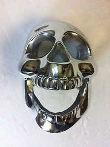 Skull Exhaust Tips Rat Rod Hot Rod Street Rod Flame Throwers