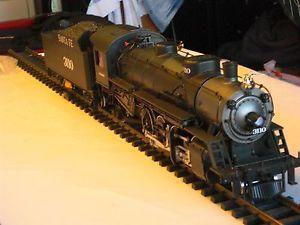 LGB Trains Santa FE Mikado Steam Locomotive Engine Loco Sound