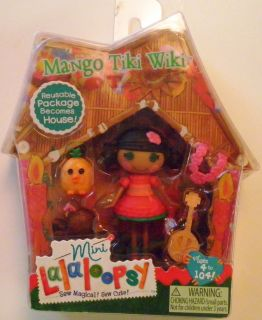 Mango Tiki Wiki Mini Lalaloopsy Hawaiian House Series 9 Vol 5 Ukelale Lei