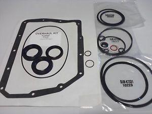 03 Mini Cooper Convertible R50 R52 CVT ZF Transmission Rebuild Kit Clutches