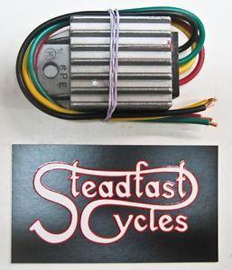Podtronics 6V DC Voltage Regulator Positive Earth Ground 6 Volt