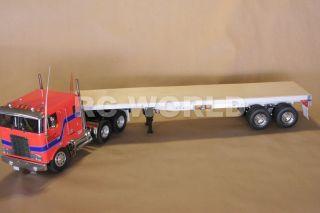 Tamiya 1 14 RC Globe Liner RC Semi Truck Tractor Trailer Full Option RTR