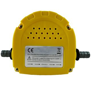 12V 5Amp DC Motor Oil Diesel Extractor Scavenge Suction Fuel Transfer Pump Jet