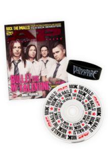 AP Alternative Press Bullet For My Valentine Fall 2010 Mini Magazine