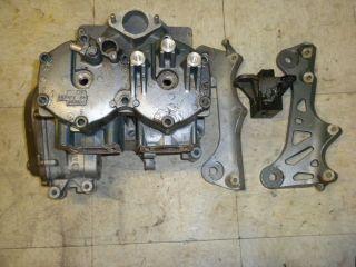Yamaha 6M6 650 Engine Motor Cases Cylinder Head VXR Superjet WR3 Super Jet