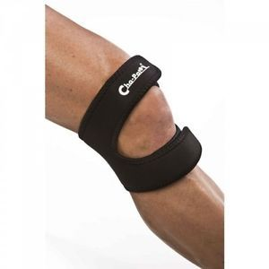 Cho Pat Dual Action Knee Strap Brace Tendon Stabilizer Joint Support Pain Relief