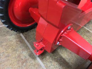 McCormick Farmall M Pedal Tractor IH International Scale Models Joseph Ertl