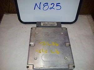 1997 97 Ford F150 F 150 BF65F 12A650 KD ECU ECM Computer Engine Control Module